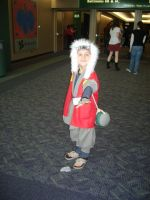 Little Jiraiya by Jagarnot