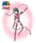 Andromeda Shun AT by Sparvely