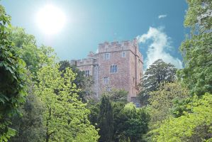 Dunster Castle by Ludo61