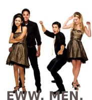 Brittana: Eww. Men. by aluress
