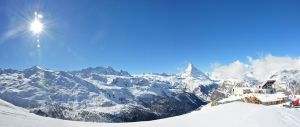 The Alps in Switzerland by djMosky
