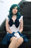 Sailor Neptune III - I by EnchantedCupcake