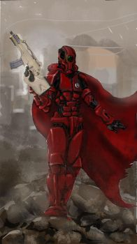 Rosin the Red by git777