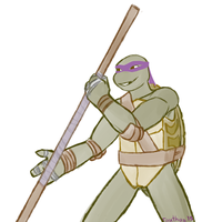 Donatello by rauthaz
