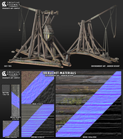 Trebuchet by StormAndy