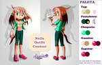 Nails Outfit - Contest Entry by Auriaslayer