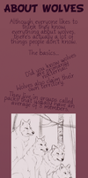 About Wolves pt.1 by KeitiBlackWhiteWolf
