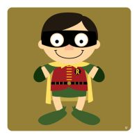 robin by striffle