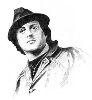 Sylvester Stallone by H4nK0600