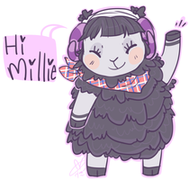 HI MILLIE by CloverCoin