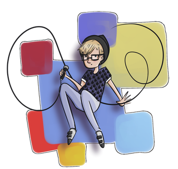 Patrick Stump Doodle by SAINTJossy
