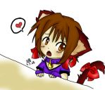Nya chibi - colored by Hatty-hime