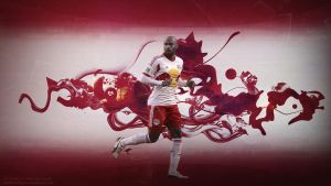 Thierry Henry Wallpaper by SemihAydogdu