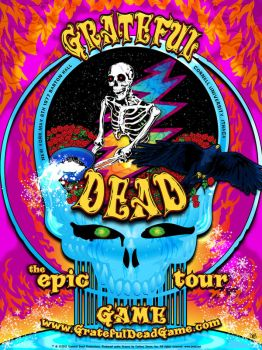 Grateful Dead Competition Entry by SeventhSealDesigns