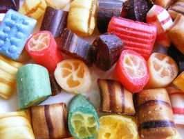 Candy Mishmash Stock by maadobs-garden
