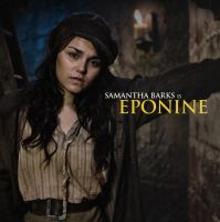 Samantha Barks as Eponine. by BroadwayNightingale