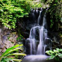 Manmade Waterfall 4 by josgoh