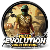Trials Evolution: Gold Edition - Icon by Blagoicons
