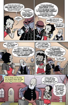 Betty Boop Dynamite Comic #2 (Page 7) by Rapper1996