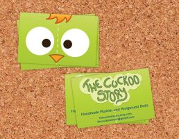 Cuckoo Story business card 3 by CarinaReis