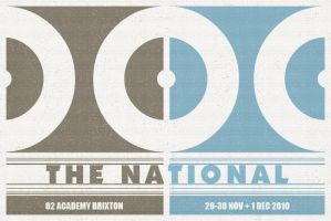 The National Poster by Euskera