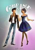Grease by ceazar