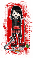 Chibiness - part 2- The Cavia by Goth-Virgy
