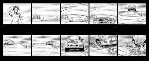 Storyboard by tizar