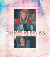 You Make Me Love You - Faberry by whoisthatgirl