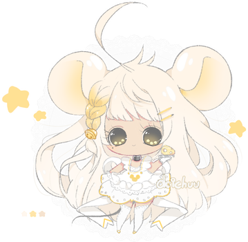 [Adopt]: Wish upon a Mousy (CLOSED) by deichuu