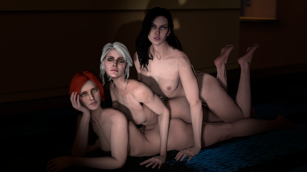 Witcher 3 Sandwich. by spoons666