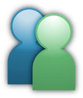 Windows messenger icon by CheeseEnthusiast
