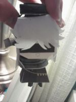 CHIBI UNDERTAKER PAPERCRAFT by Arorea