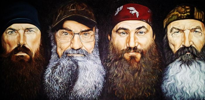 Brothers of the Beard by theartoflam