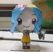 levy paper craft by mar93