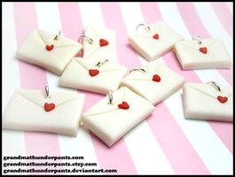 FREE Love Letter Charms! by GrandmaThunderpants