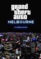 GTA Melbourne Film Poster by CrustyDog