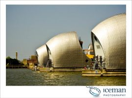 Thames Barrier 02 by IcemanUK