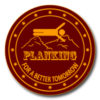 Planking-For a Better Tomorrow by RockerX-Rx