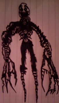 Twisted Marionette by FreddleFrooby