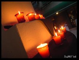 Candles by samanthawagner