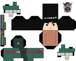 Rock Lee Part 1 by hollowkingking