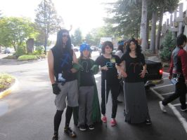 Kumoricon2012- Hanging with Some Lowb100ds by KamiyaAkuto