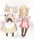 FEA: Lissa and Maribelle by WinterCookies