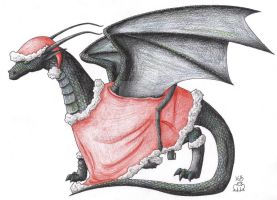 Dragon of my dreams by Scellanis