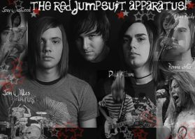 The Red Jumpsuit Apparatus by Anei-Kitsune