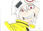 Soul Eater Colored by DuckHunter111