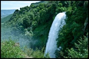 Marmore Waterfalls by LoganDTR
