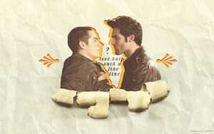 A Sterek Wallpaper.. by inacloudyday
