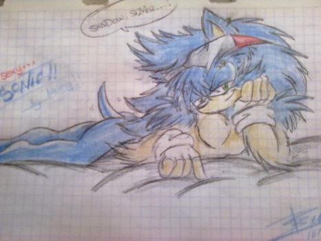 Sonic sexyy by Mimy by Mimy92Sonadow